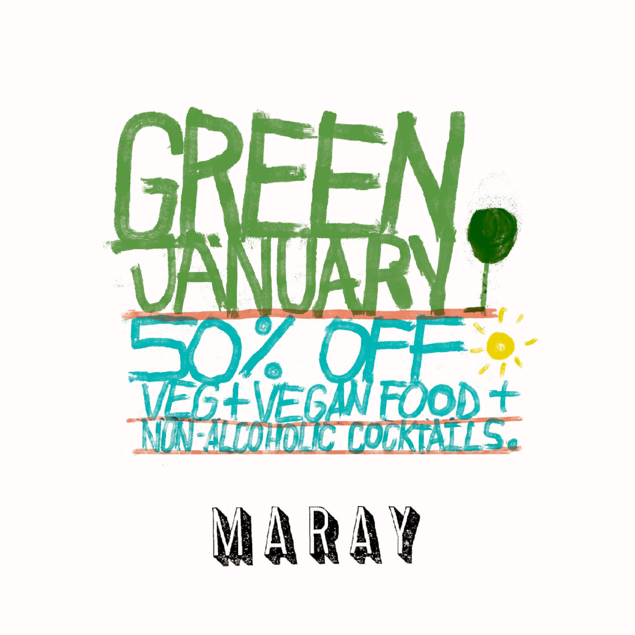 Green January