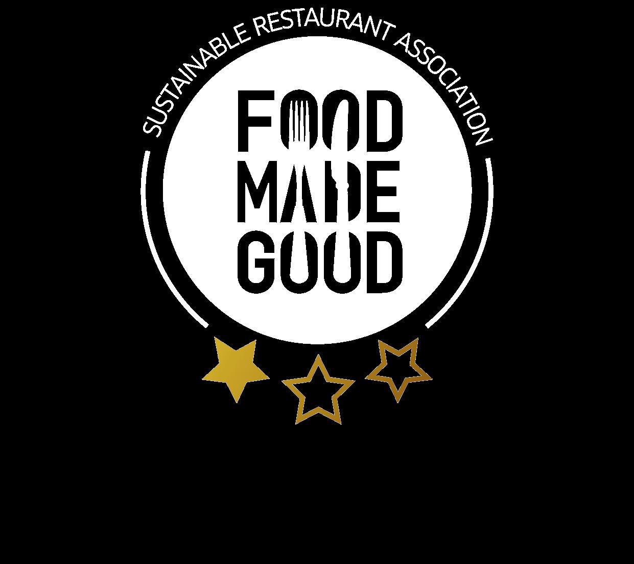 Sustainability Restaurant Association - Food Made Good - MARAY